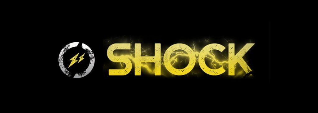 Shock group fitness class